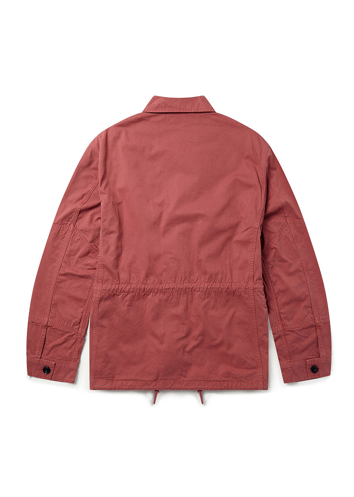 Military Field Jacket in Cedar