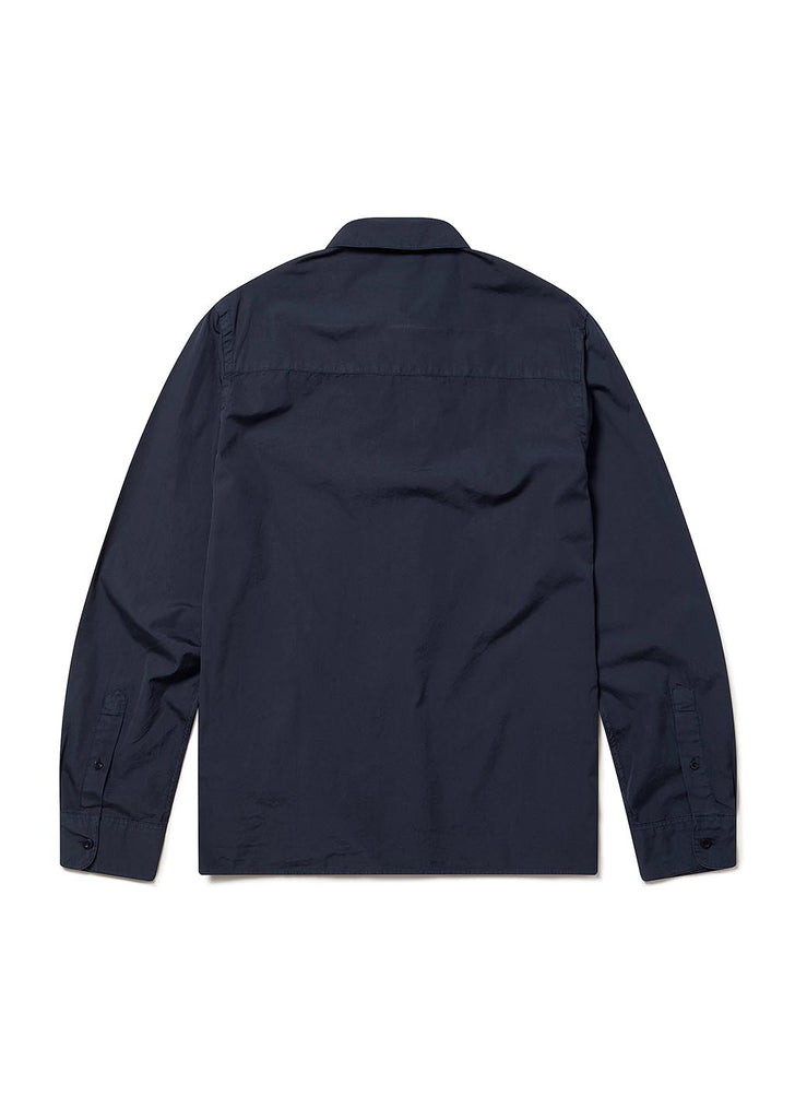 GD Work Overshirt in Navy