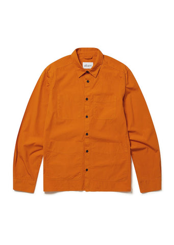 GD Work Overshirt in Orange