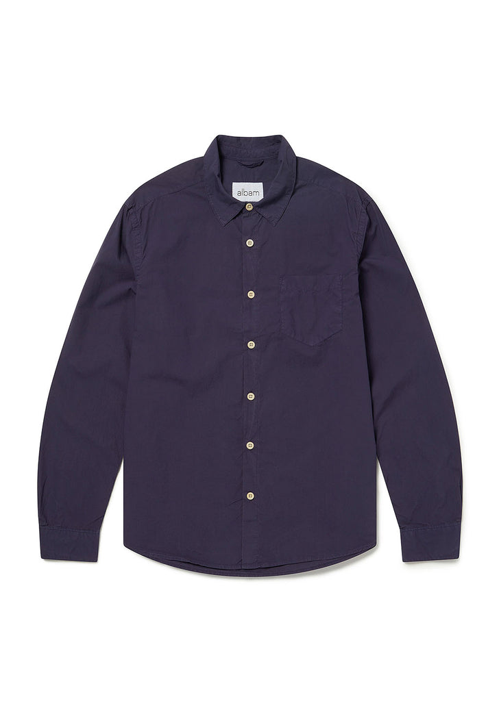 Gysin Shirt in Navy