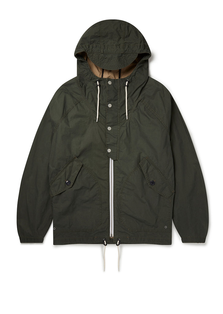 Haston Parka in Olive
