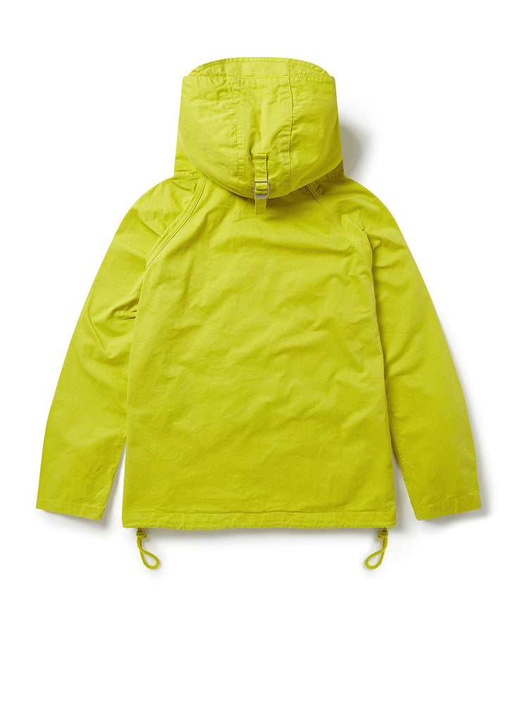 Hooded Parka in Golden Apple