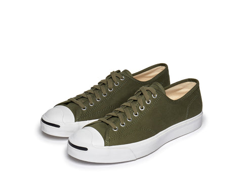 Jack Purcell Ox in Field Khaki