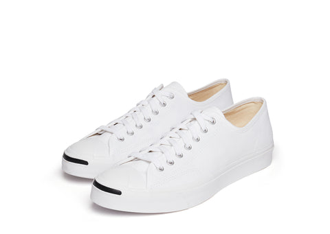 Jack Purcell Ox in White