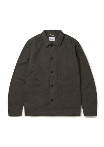 Flannel Chore Shirt in Fir