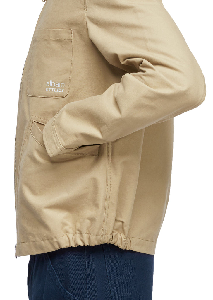 Utility Canvas Harrington in Sand