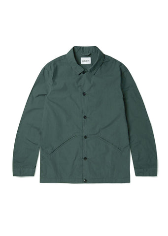 Havana Jacket in Seaweed Green