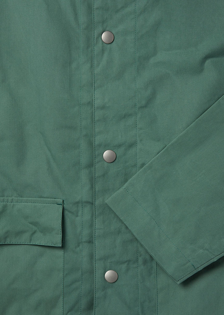 Canvas Storm Mac in Fern Green
