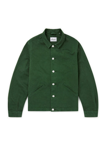 Havana Jacket in Pine Green