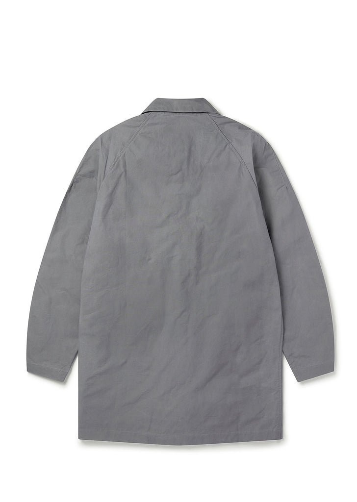 Canvas Storm Mac in Grey