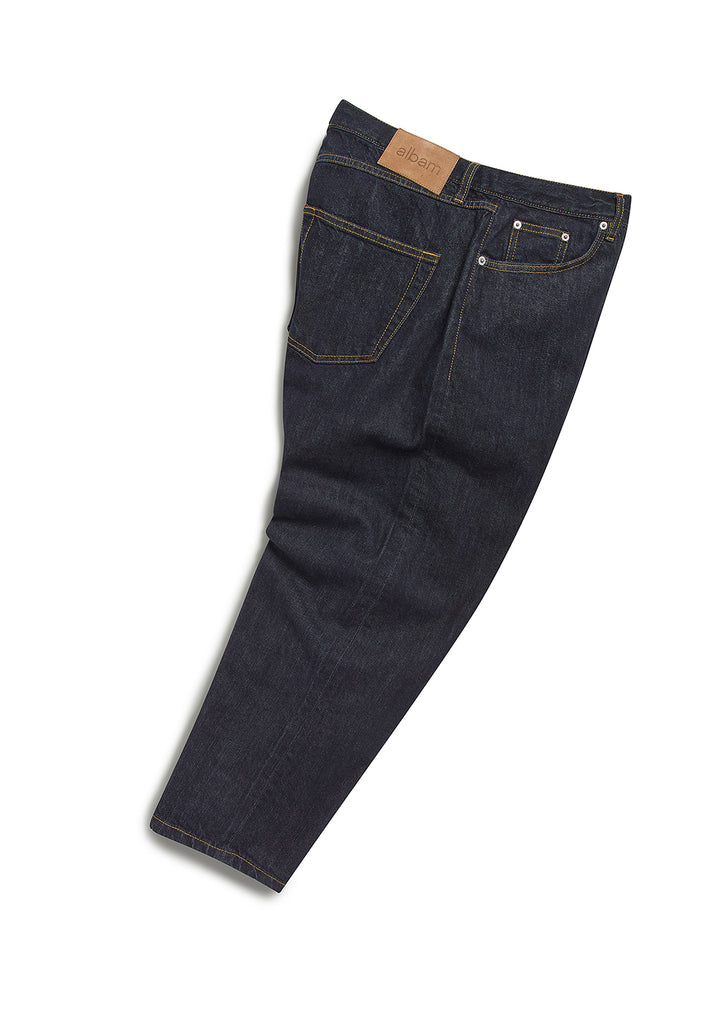 Taper Fit Jean in Rinse Wash