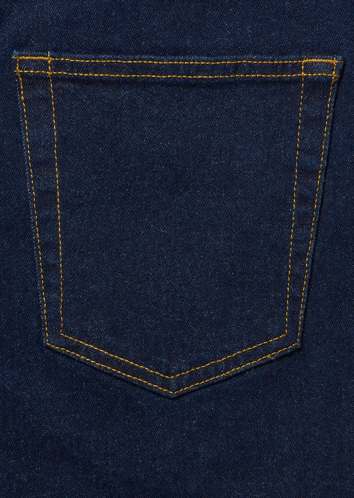 Core Slim Leg Jean in Indigo