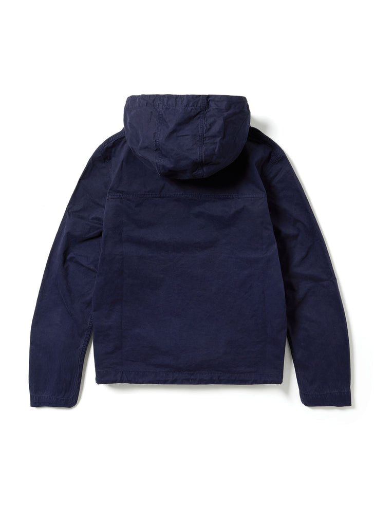 Johnson Smock in Navy