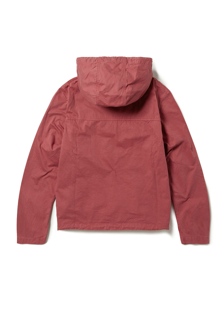 Johnson Smock in Dusty Cedar