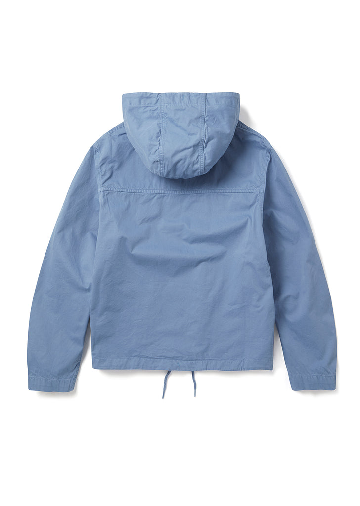 Johnson Smock in Stonewash