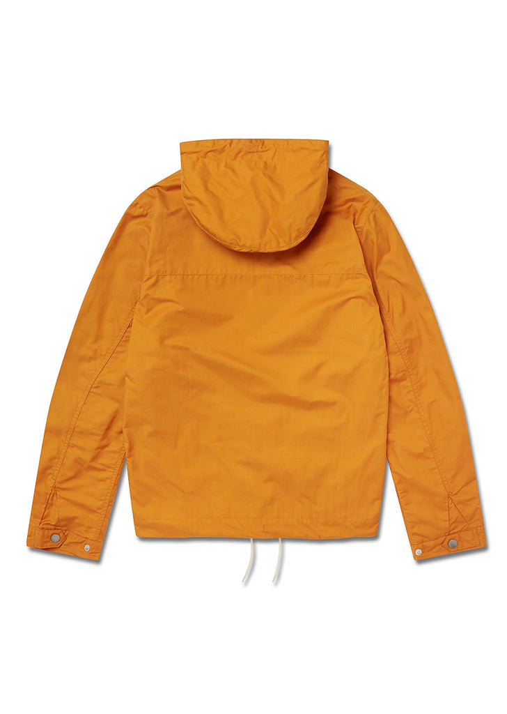 Johnston Cagoule in Burnt Orange
