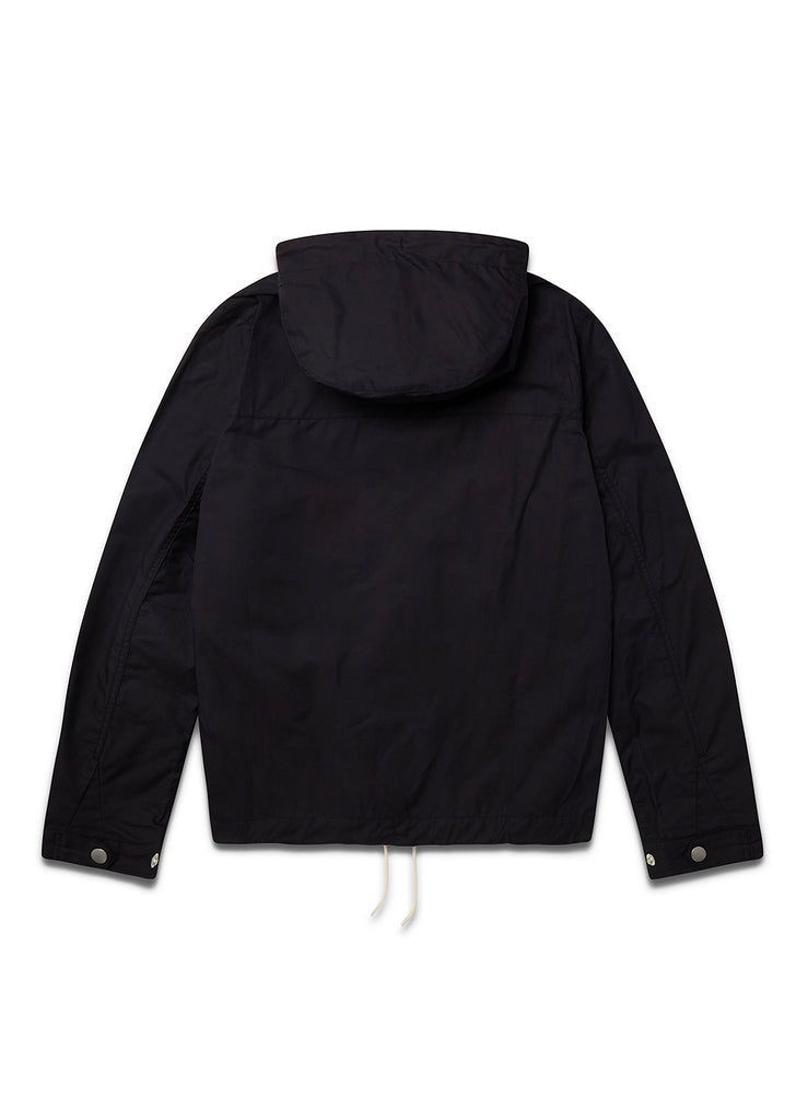 Johnston Cagoule in Navy