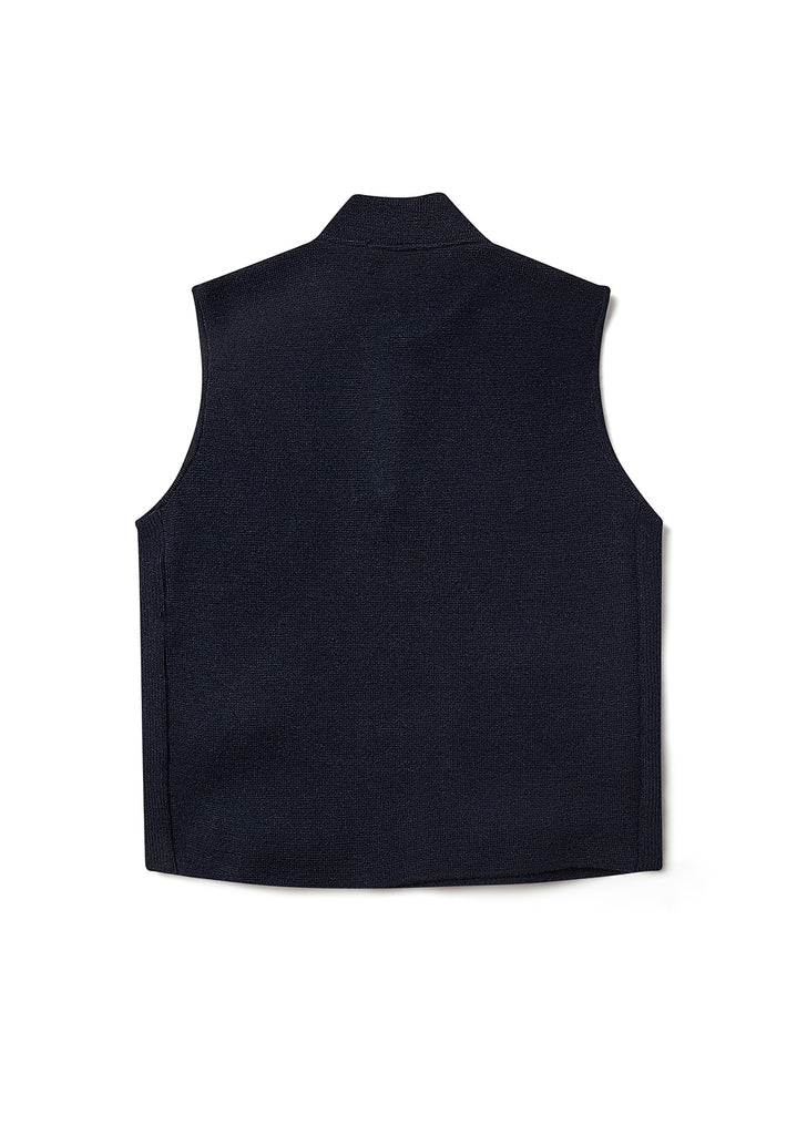 Milano Gilet in Navy