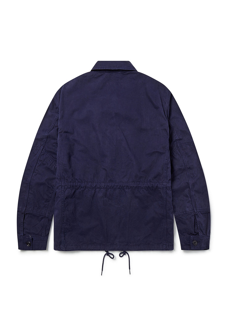 Military Field Jacket in Navy