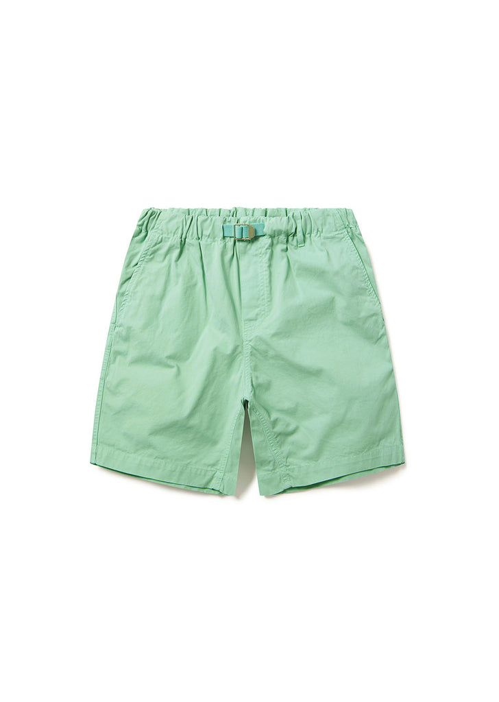 Mountain Short in Faded Jade
