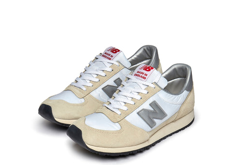 New Balance MNCWSV in Cream