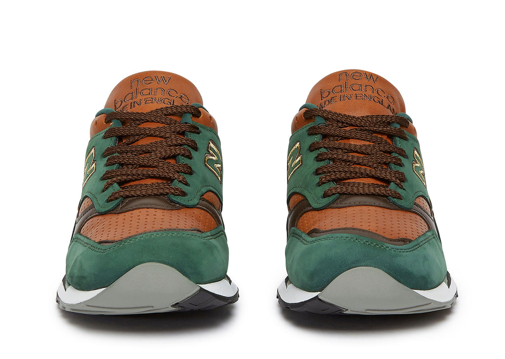 New Balance M1500 in Green/Tan