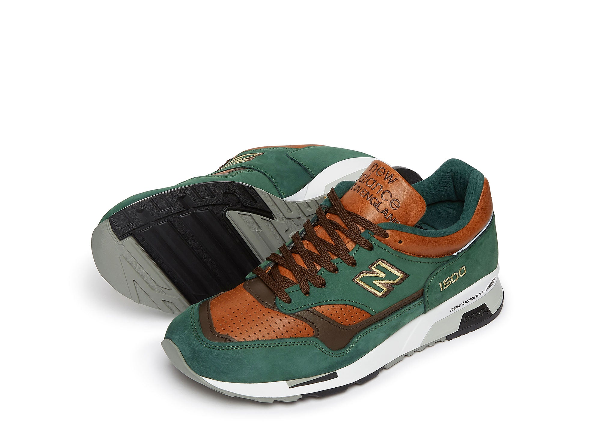 meilleure sélection d5348 546f0 New Balance M1500 in Green/Tan | albam Clothing