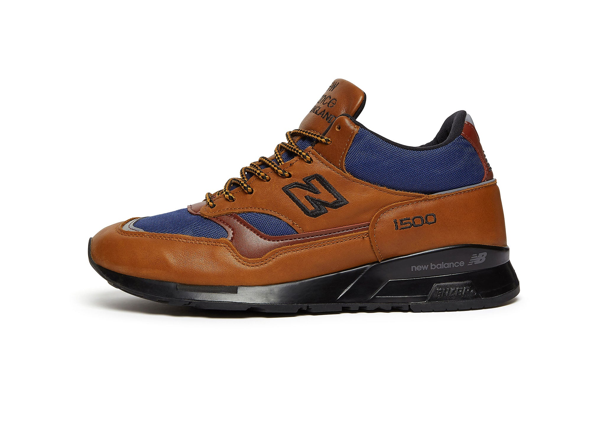 online store 2c41d 7b98f New Balance MH1500 in Tan/Navy | albam Clothing