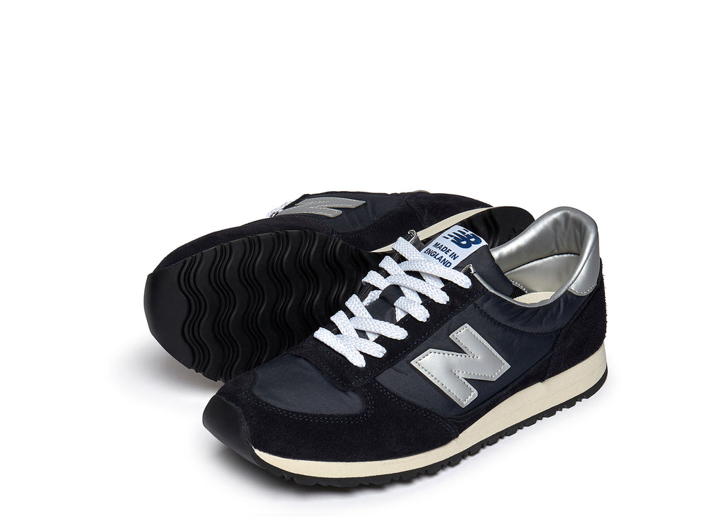 New Balance MNCKSW in Navy