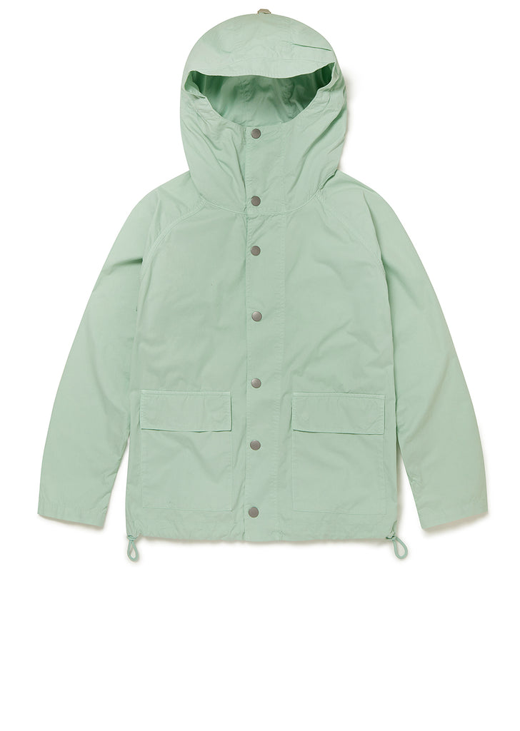 Petham Parka in Faded Jade