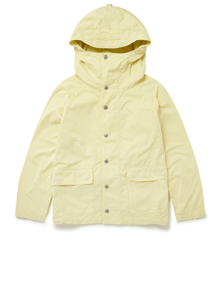Petham Parka in Lemongrass