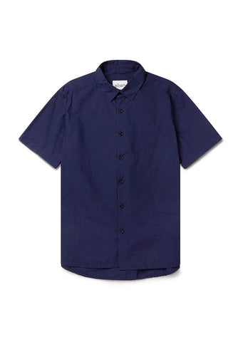 Rooke Shirt in Rich Navy