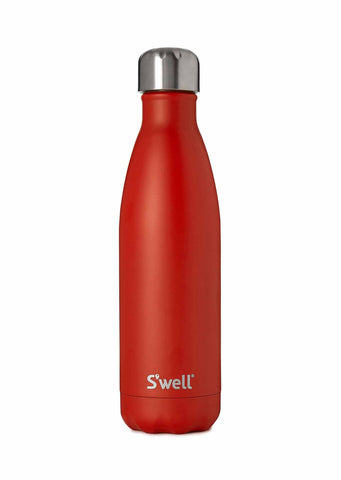 S'Well 17 oz Bottle in Red