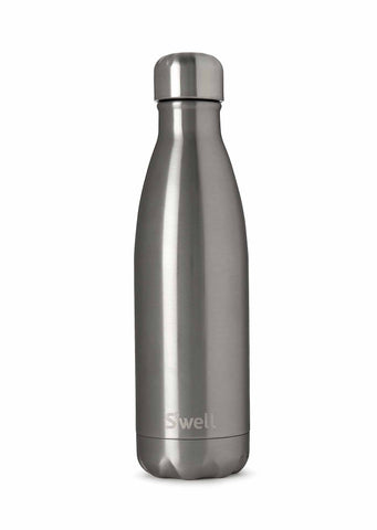 S'Well 17 oz Bottle in Silver