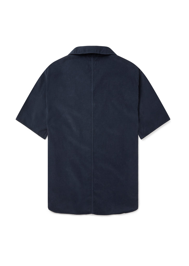 SS Miles Shirt in Navy