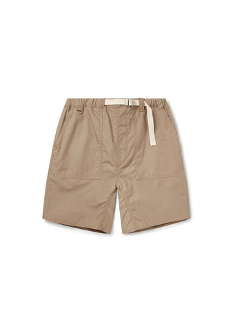 Service Short in Taupe