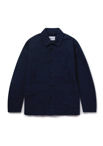 Foundry Shirt in Navy