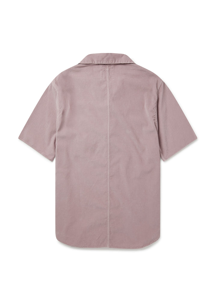SS Miles Shirt in Faded Mauve