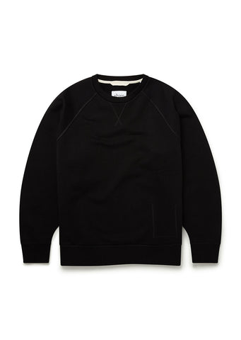 Fleeceback Athletic Sweat in Black