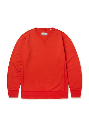 Classic Sweatshirt in Red