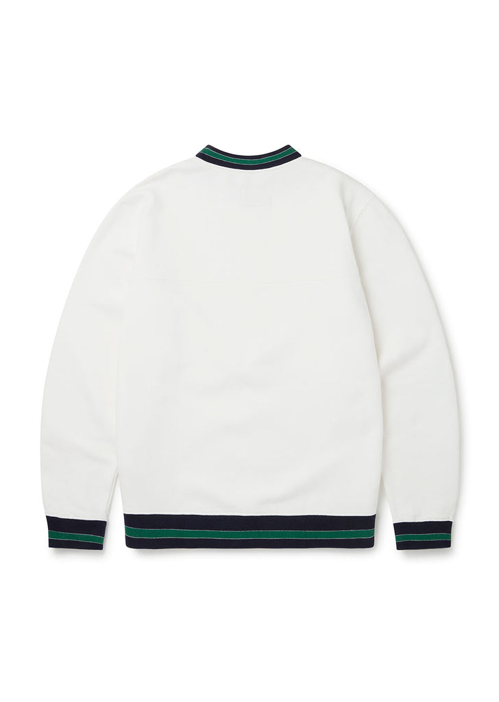 Soulby Sweatshirt in Ecru