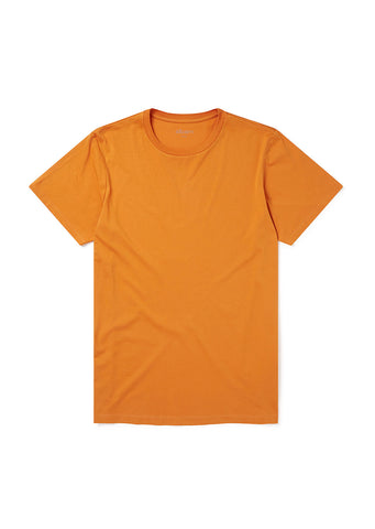 Classic T-Shirt in Burnt Orange
