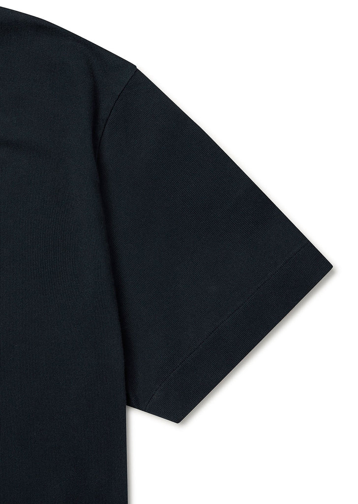 Meyer Loose Fit T-Shirt in Navy