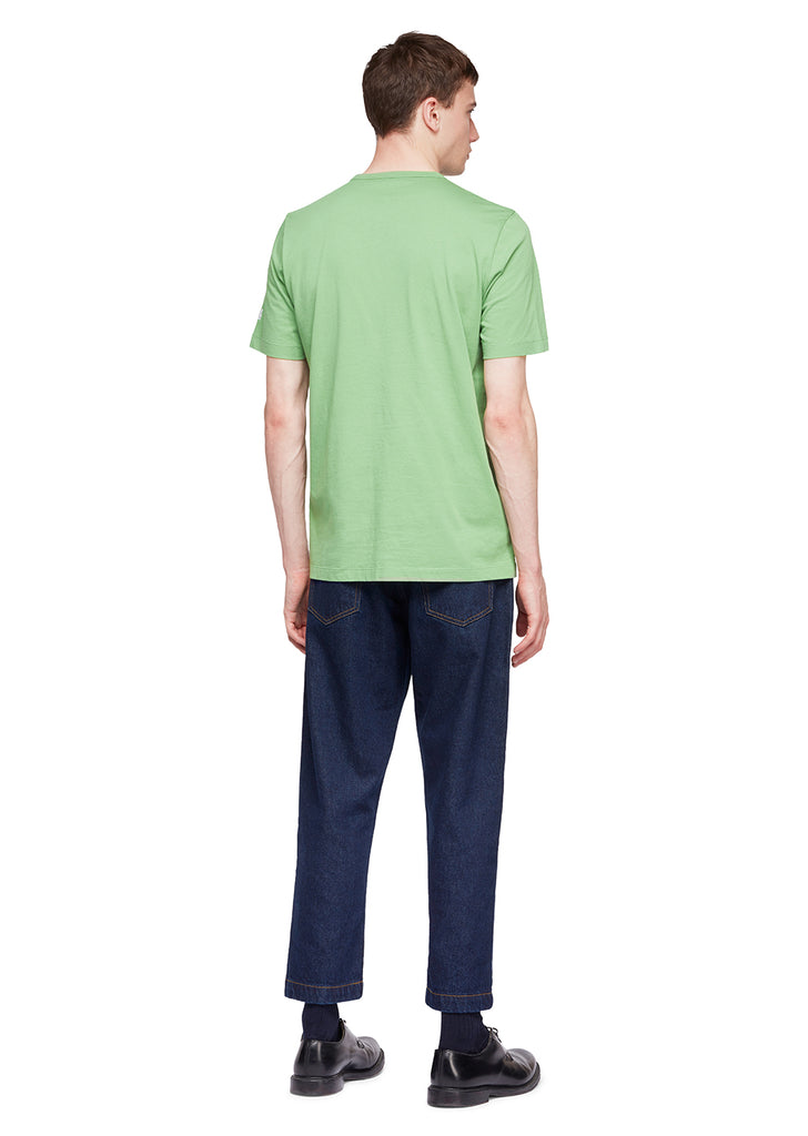 Utility Pocket T-Shirt in Green