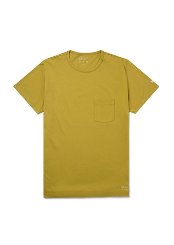 Utility Pocket T-Shirt in Tobacco