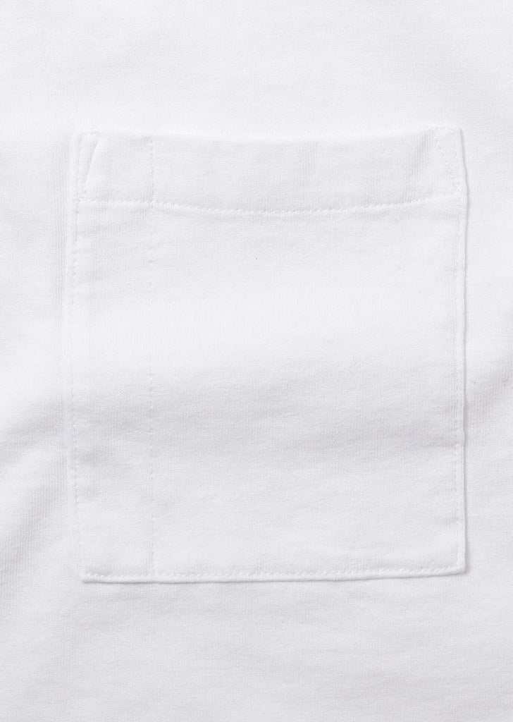 Workwear Short Sleeve Tee in White