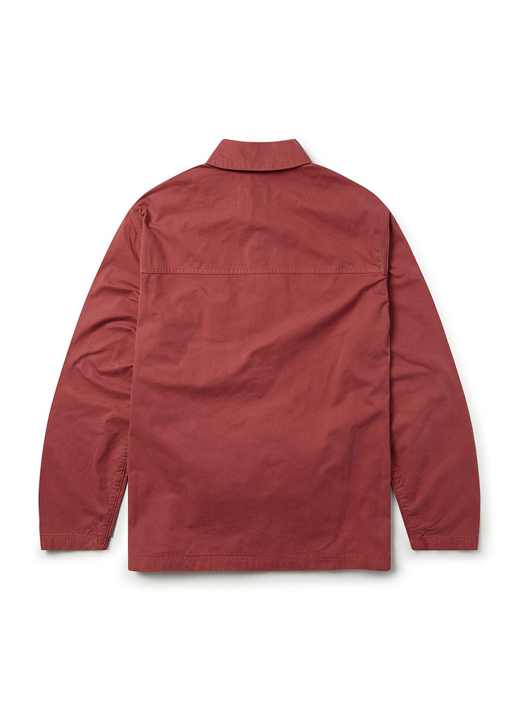 Tactical Shirt in Dusty Cedar