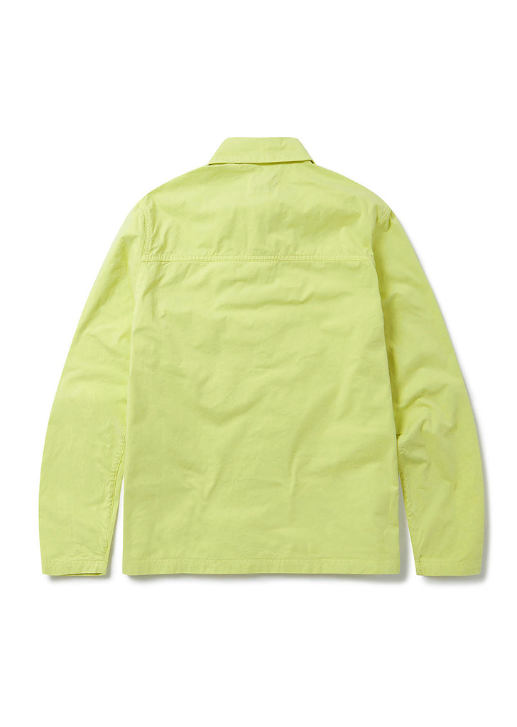 Tactical Shirt in Lemongrass