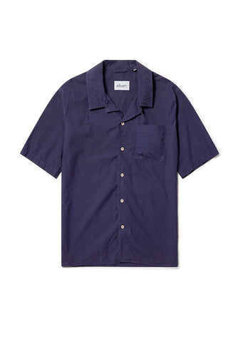 Thompson Shirt in Rich Navy