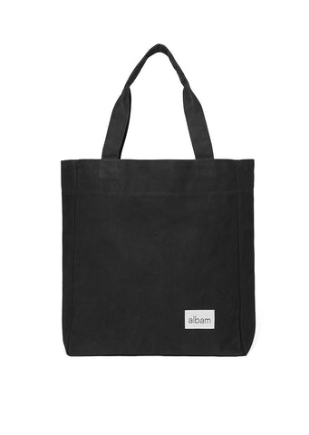 Canvas Tote in Black